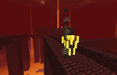 Minecraft Nether Fortress Inside Nether Fortress Finder