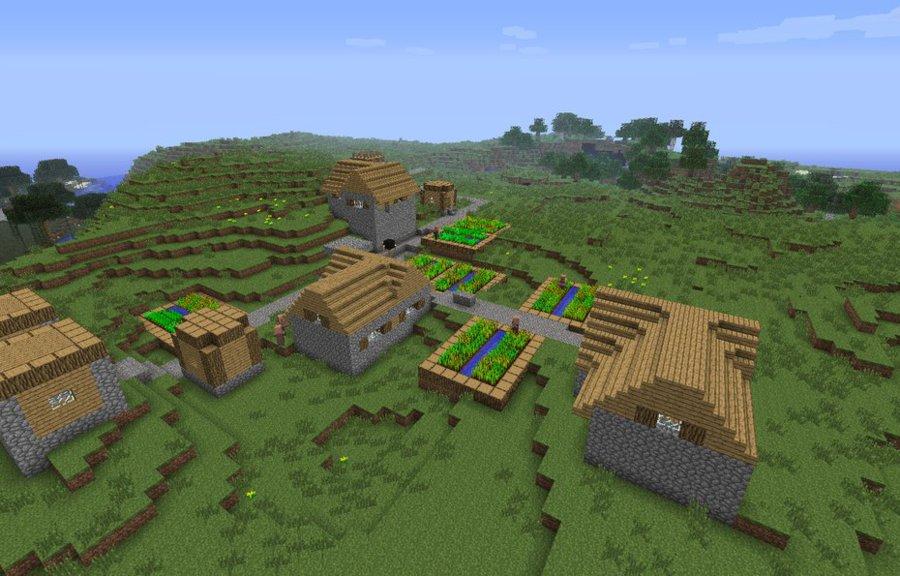 Villages Minecraft Tutorial