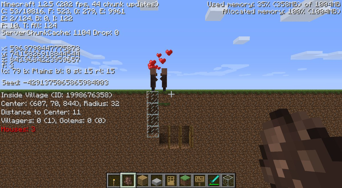 Forum on this topic: How to Build a Minecraft Village, how-to-build-a-minecraft-village/