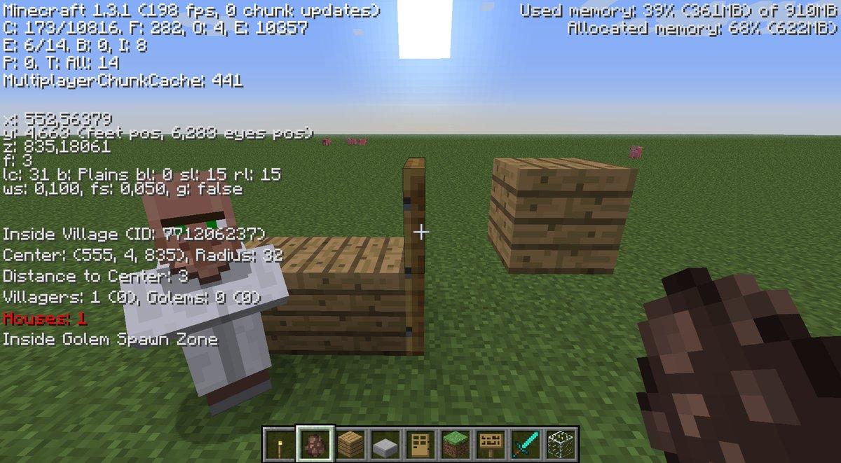 Villages - Minecraft Tutorial